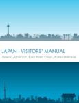 Japan - Visitors' Manual