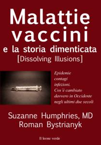 Malattie, vaccini e la storia dimenticata Copertina del libro