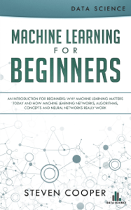 Machine Learning for Beginners Couverture de livre