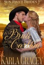 Mail Order Bride - A Bride for Carlton