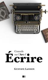 Conseils sur l'Art d'Écrire
