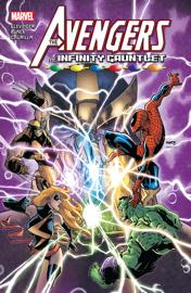 Avengers & The Infinity Gauntlet book