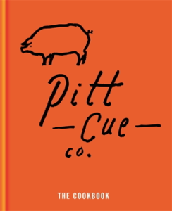 Pitt Cue Co. - The Cookbook La couverture du livre martien