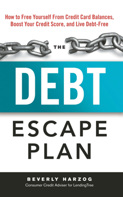 Beverly Harzog - The Debt Escape Plan book