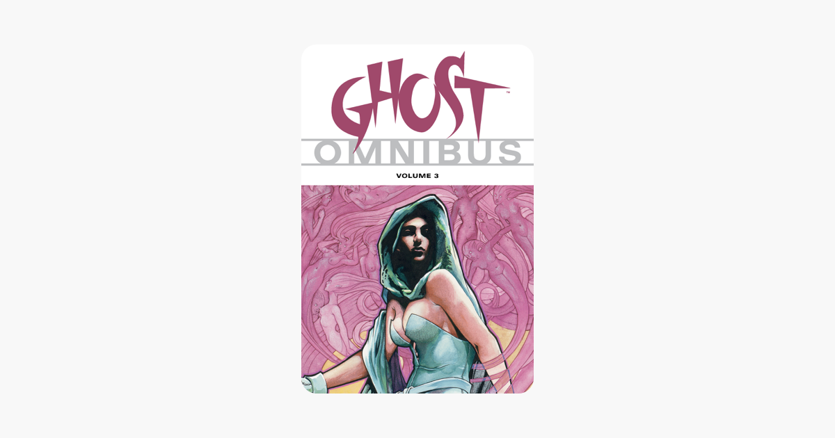 Ghost Omnibus Vol. 1