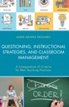 Questioning Instructional Strategies And Classroom Management