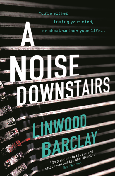 A Noise Downstairs por Linwood Barclay