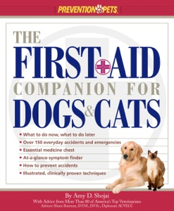 The First-Aid Companion for Dogs & Cats da Amy D. Shojai