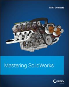 Mastering SolidWorks Boekomslag