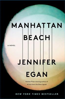 Manhattan Beach - Jennifer Egan book