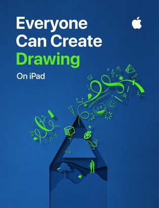 Everyone Can Create: Drawing book cover