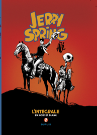 Jerry Spring - L'Intégrale - tome 2 - Intégrale Jerry Spring 1955 - 1958