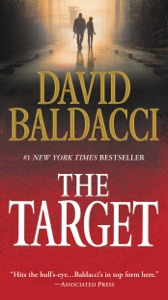 The Target Book Cover
