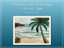 Technique and Technology: Art and Apps book