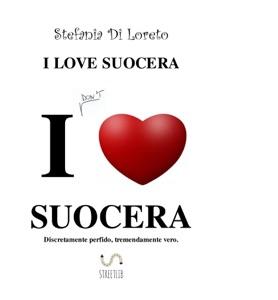 I Love Suocera Book Cover