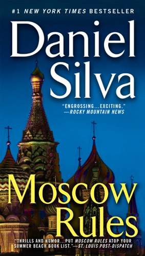 Daniel Silva - Moscow Rules