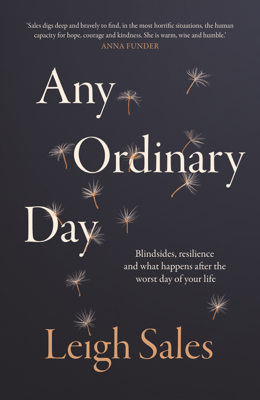 Leigh Sales - Any Ordinary Day book