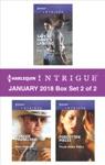 Harlequin Intrigue January 2018 - Box Set 2 Of 2