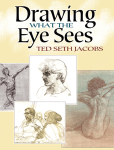 Drawing What the Eye Sees Copertina del libro