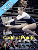 Xcel Code of Points