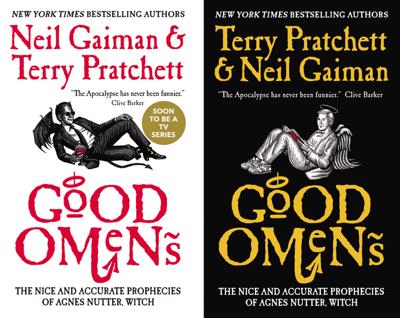 Good Omens - Neil Gaiman & Terry Pratchett book