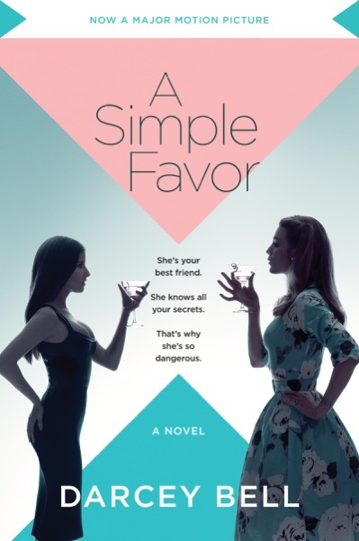 A Simple Favor - Darcey Bell book cover