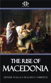 The Rise of Macedonia Book Cover