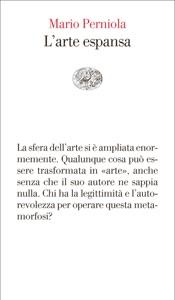 L'arte espansa da Mario Perniola