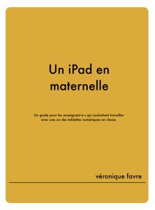 Un iPad en maternelle Couverture de livre