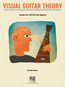 Visual Guitar Theory Copertina del libro