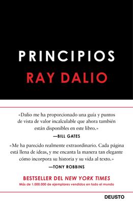 Ray Dalio - Principios book