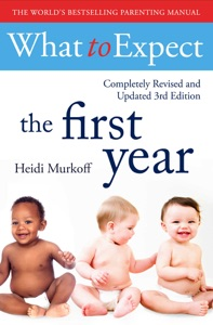 What To Expect The 1st Year [rev Edition] Book Cover