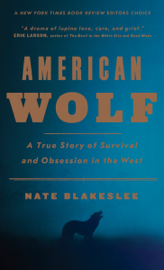 American Wolf book