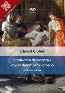 Storia della decadenza e rovina dell'Impero Romano, volume 1 Libro Cover