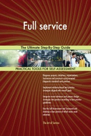 Full Service The Ultimate Step By Step Guide