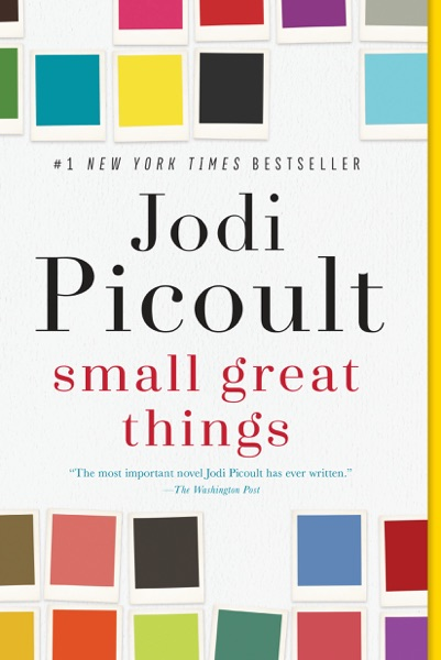 Small Great Things - Jodi Picoult book cover