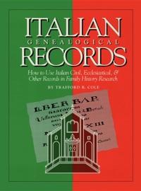 ITALIAN GENEALOGICAL RECORDS