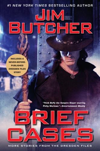 Jim Butcher - Brief Cases