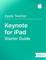 Keynote for iPad Starter Guide iOS 11