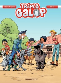 TRIPLE GALOP - TOME 13 - TRIPLE GALOP - TOME 13