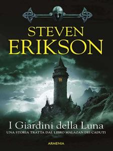 I Giardini della Luna Book Cover