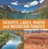 The US Geography Book Grade 6: Deserts, Lakes, Rivers And Mountain Ranges  Children's Geography & Culture Books