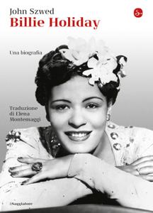 Billie Holiday Copertina del libro