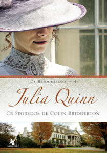 Os Segredos de Colin Bridgerton Book Cover