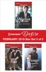 Harlequin Desire February 2019 - Box Set 2 Of 2