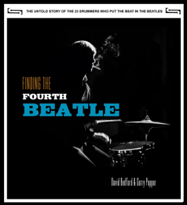 Finding The Fourth Beatle Cover Book