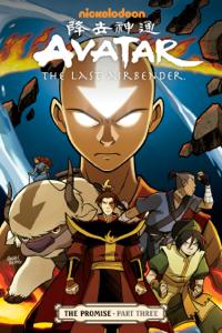 Avatar: The Last Airbender - The Promise Part 3 Boekomslag