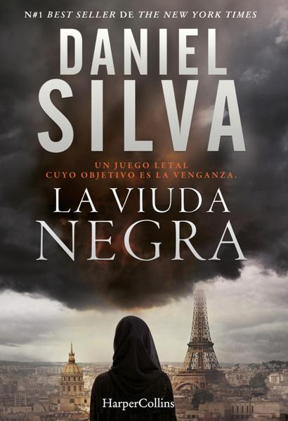 La viuda negra by Daniel Silva