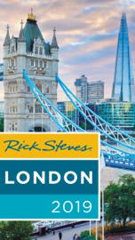 Rick Steves London 2019 book