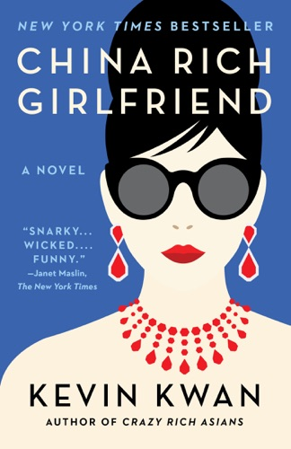 China Rich Girlfriend Book